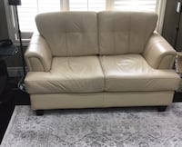 Leather Sofa and love seat  Mississauga, L5M 6J5