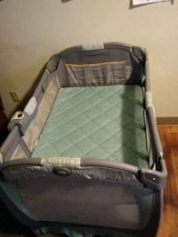 It's a beautiful pack n play bassinet I love this  Portland, 97229