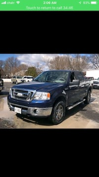 FIRM 2007 Ford  F-150 XLT SUPERCREW FIRM Brampton