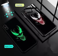 Brand new Marvel and other cool cases that change colour in morning and night.These are very nice quality and unique. Let me know which one makes you smile .