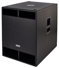 FBT X Sub 18a 1200 watts high output very compact new condition