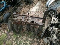 Atv/lawn tractor small disc Semmes, 36575