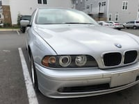 bmw 530i M package 2002 Manassas