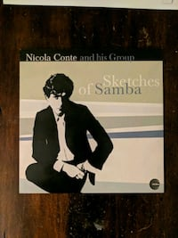 Nicola Conte - Sketches of Samba (import) Chicago, 60622
