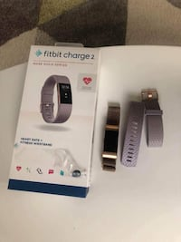 Fitbit Charge 2 (str. S/36) Oslo