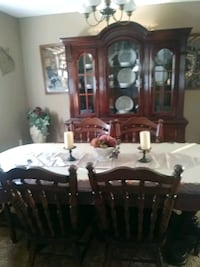 table and China cabinet Columbia, 29223