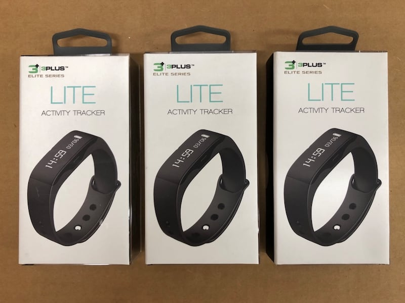 3Plus Lite (Lot of 3) activity tracker 0