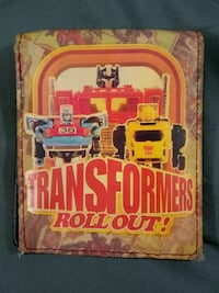 TRANSFORMERS ROLL-OUT WALLET Tucson, 85714