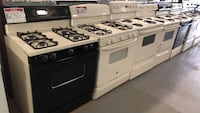 Gas or electric stove 15% off Reisterstown, 21136