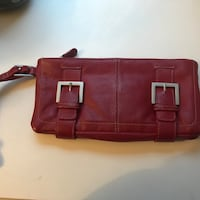 Barneys NY Leather Wristlet New York, 10065