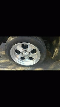 Eagle alloy 17 inch rims and tires El Mirage, 85335