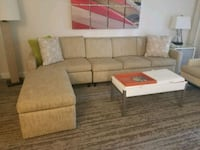 Sectional style sofa bed Ontario