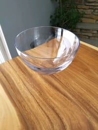 Glass decor bowl with filler  Elm Grove, 53122