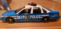 NYPD 1/18TH Scale Chevrolet Impala Woodbury, 10930