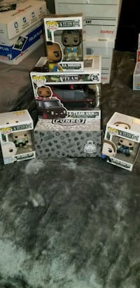 A-team funko pops (FIRM PRICE) Toronto, M1L 2T3