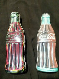 Coca Cola Bottle Tins