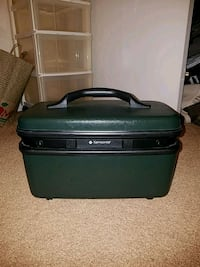 Samsonite beauty travel case with key Fairfax