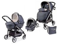 Trio peg perego pliko easy switch in jeans Cagliari, 09126