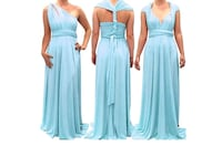 Long infinity Bridesmaid Dress Toronto, M2R 2C1