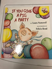 If you give a pig a party Roswell, 30022