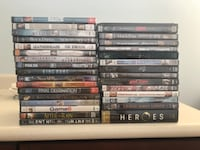 Various unopened DVDs  Toronto