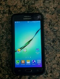 black Samsung Galaxy android smartphone Horizon City, 79928