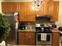 Kitchen cabinets and counter top for sale.  Vaughan, L4H 3P6