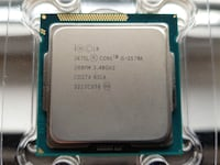 Intel CPU i5 3570K Stone Ridge