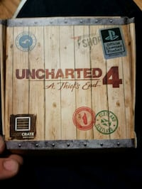 Uncharted 4 Item- Not game (New) Ottawa, K2G 4E9