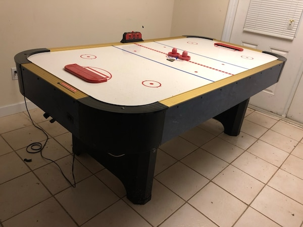 Used Full Size Air Hockey Table For Sale In Douglasville Letgo