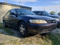 1999 Honda Accord Sdn 4dr Sdn EX Auto w/Leather Fort Madison