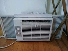 Working air conditioner