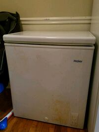 white Magic Chef compact refrigerator Hyattsville, 20785