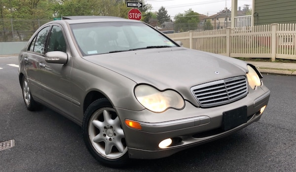 2004 Mercedes Benz C240 4matic