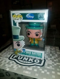 Mad Hatter (original) Disney funko pop  Toronto, M1L 2T3