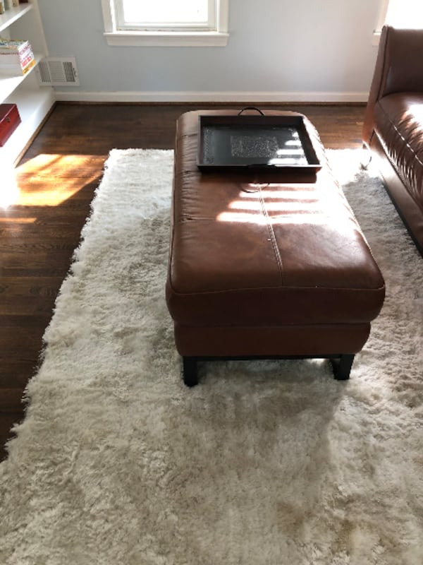 Leather Couch, Chair and Coffee Table 2530ce27-7cca-4477-b04b-307fd9dbb253