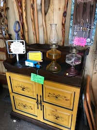 Great antique dry sink