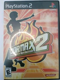 DDRMAX2 PS2 Game
