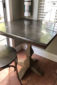 Unique US made Table with chair
