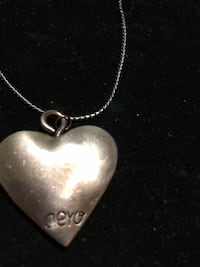 Heart necklace Anchorage, 99518