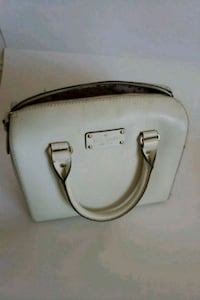 white leather 2-way handbag Miami Beach, 33140