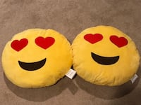 Emoji pillows Placentia, 92870