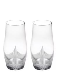 LALIQUE CRYSTAL 100 POINTS LARGE TUMBLERS Montgomery Village, 20886
