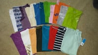 assorted color of polo shirts Halton Hills, L7G 5H5