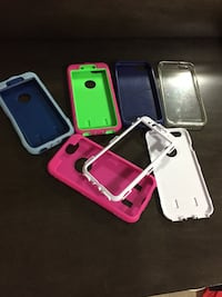 All 5 I phone 6 or 6s case excellent condition  Edmonton, T6W 0R4
