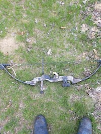 Compound bow  Swanton, 43558