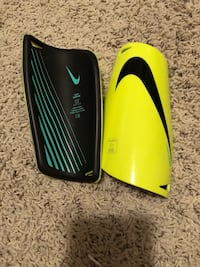 Small shin guards (youth)