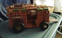 brown and green TMNT truck plastic toy Las Vegas, 89130