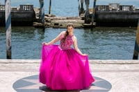 Quinceanera dress; debutant ball gown, sweet 16 Miami, 33186