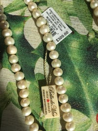 New freshwater pearls